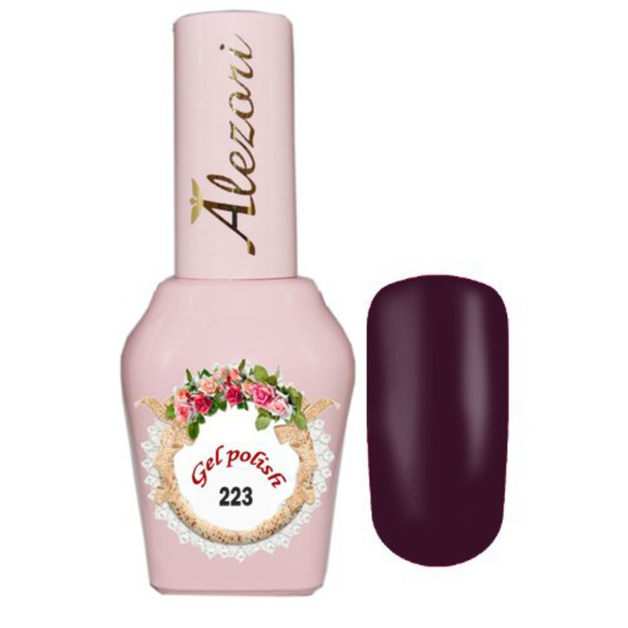 Alezori Gel Polish №223   15ml