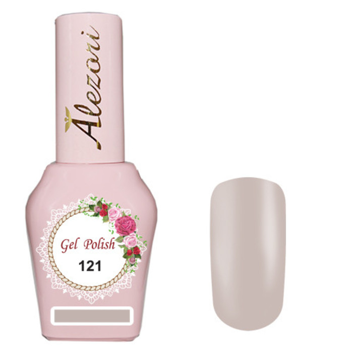 Alezori Gel Polish No121   15ml
