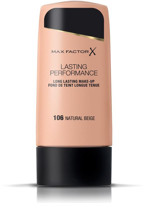 Max Factor Lasting Performance Make-Up # 106 Natural Beige