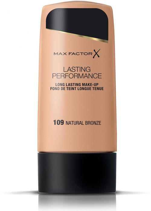 Max Factor Lasting Performance Make-Up # 109 Natural Bronze