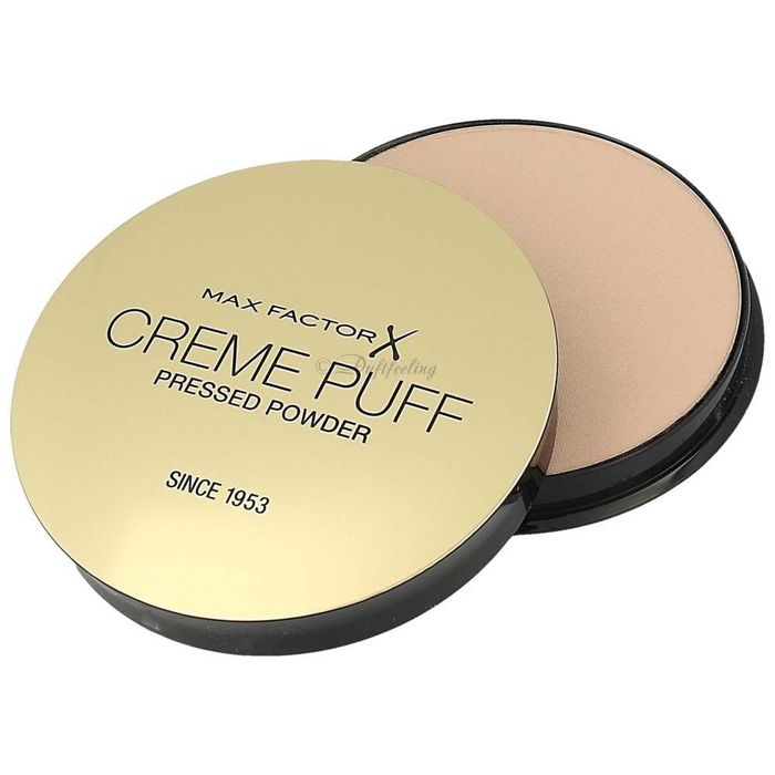 Max Factor Creme Puff # 50 Natural