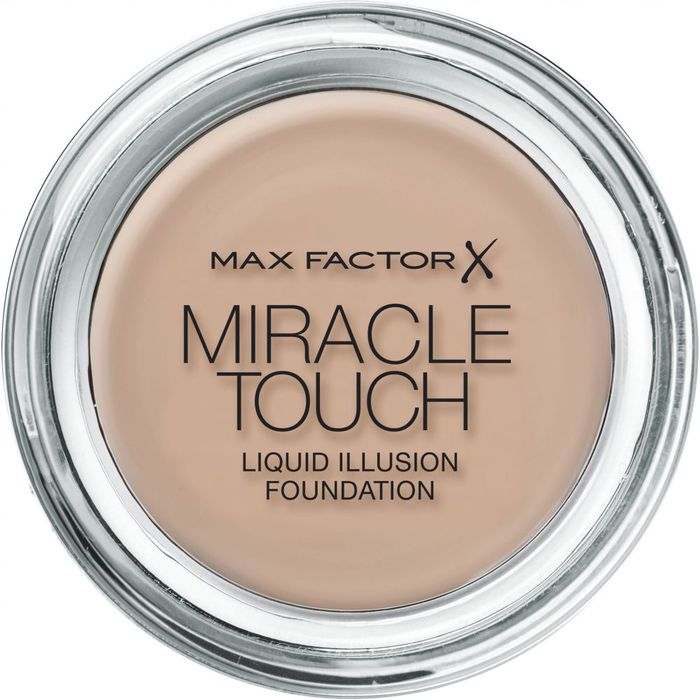 Max Factor Miracle Touch Liquid Illusion Foundation # 70 Natural