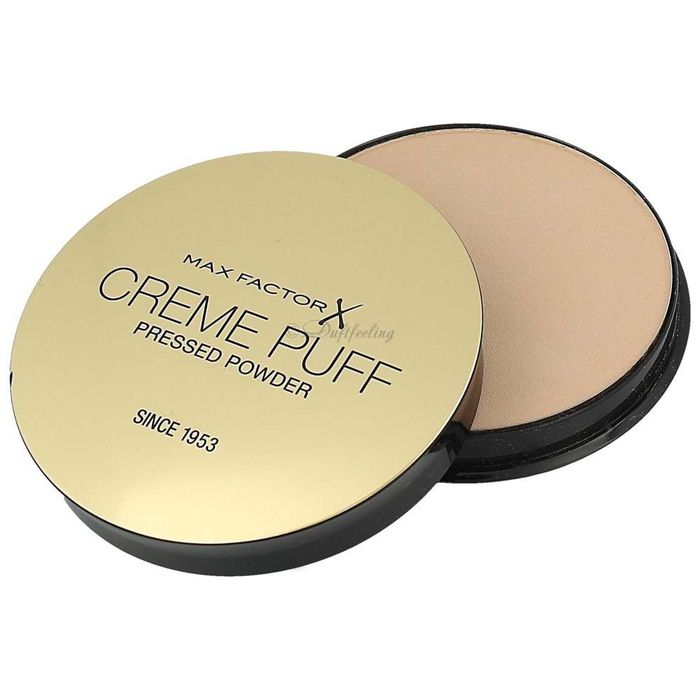 Max Factor Creme Puff # 75 Golden