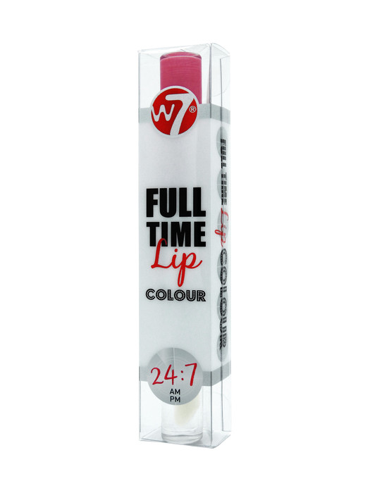 W7 Full Time Lip Colour Stay On 24.7 am/pm # Angel Dust