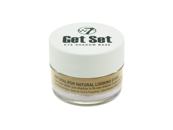 W7 Get Set Eye Shadow Base # Natural