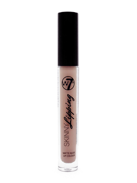 W7 Skinny Lipping Go Nude! Matte Lip Colour # Off The Wall