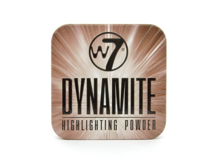 W7 Dynamite Highlighting Powder # Explosion