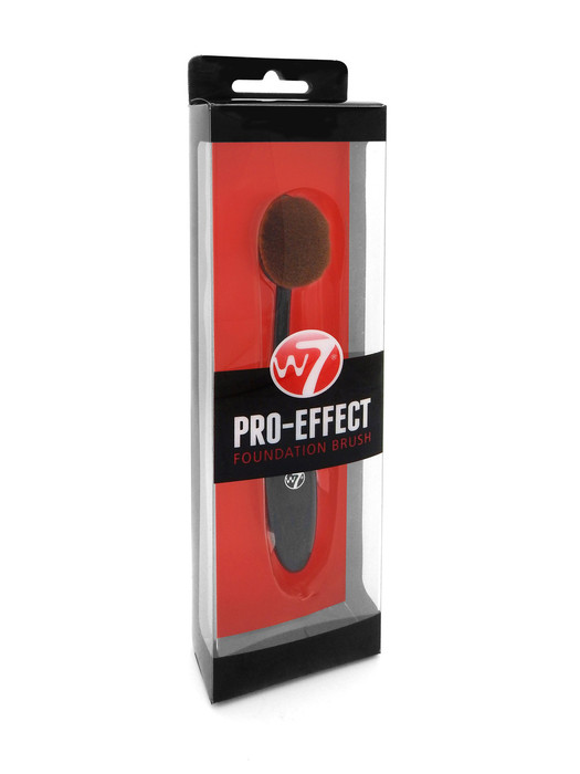 W7 Pro-Effect Foundation Brush