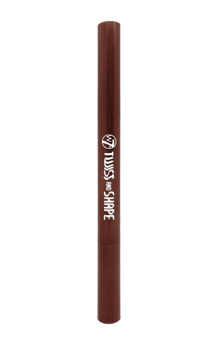 W7 Twist and Shape Combi Eye Pencil # Brown