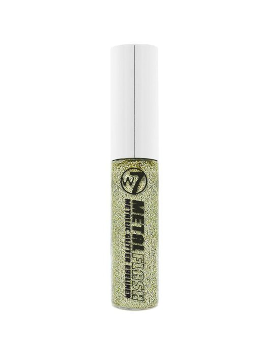 W7 Metal Flash Metallic Glitter Eyeliner # Glitzy
