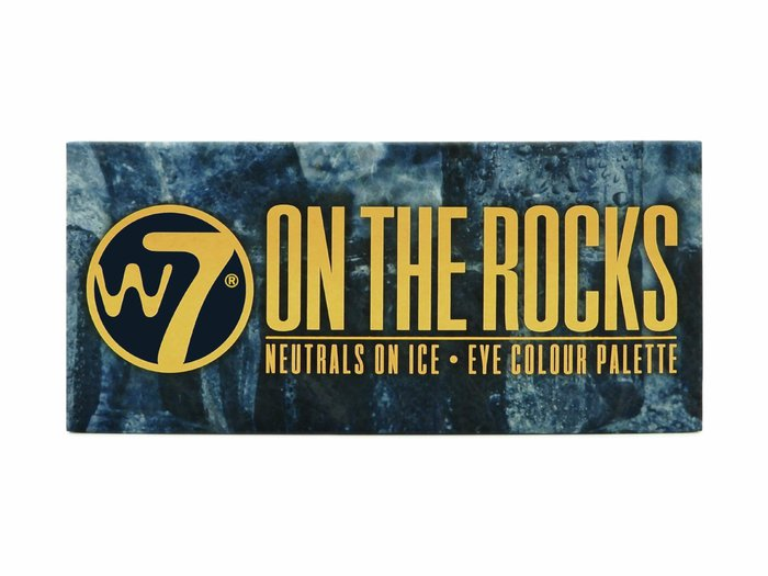 W7 On The Rocks Eye Colour Palette