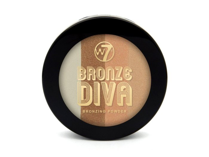 W7 Bronze Divas Bronzing Powder # Beach Baby