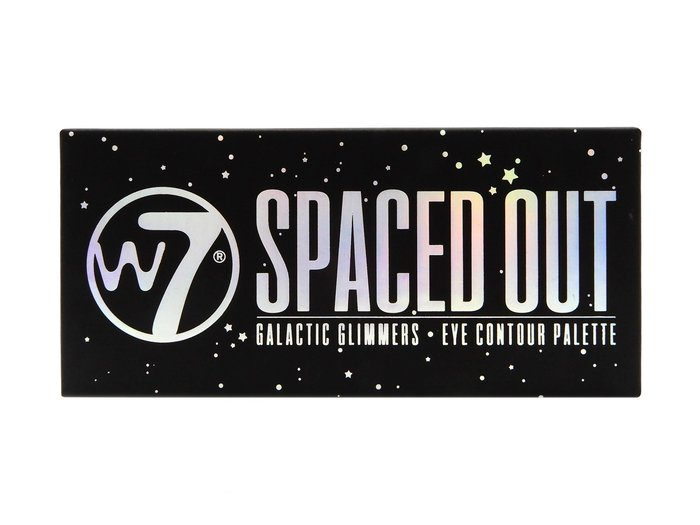 W7 Spaced Out Galactic Glimmers Eye Contour Palette