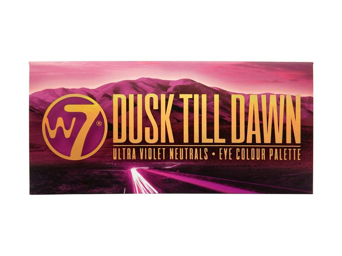W7 Dusk Till Dawn Eye Colour Palette