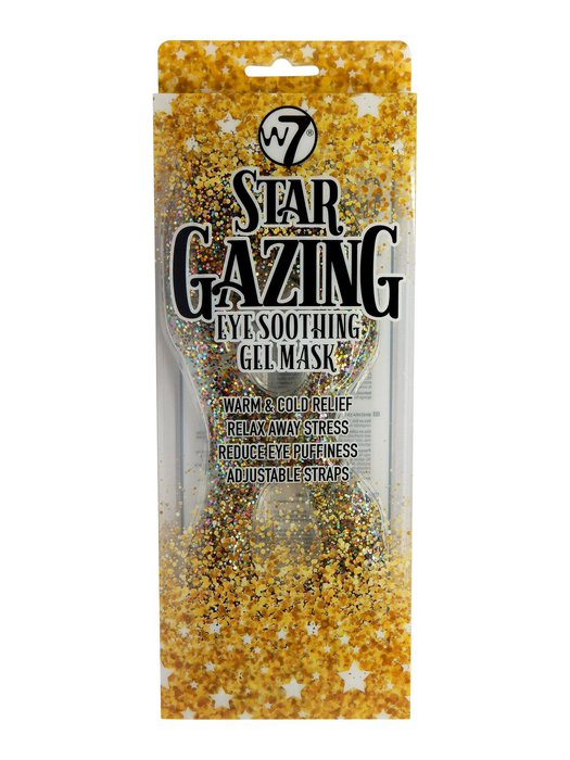 W7 Star Gazing Eye Soothing Gel Mask # Gold