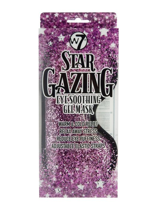W7 Star Gazing Eye Soothing Gel Mask # Purple