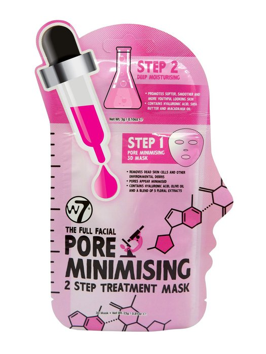 W7 Pore Minimising 2 Step Mask