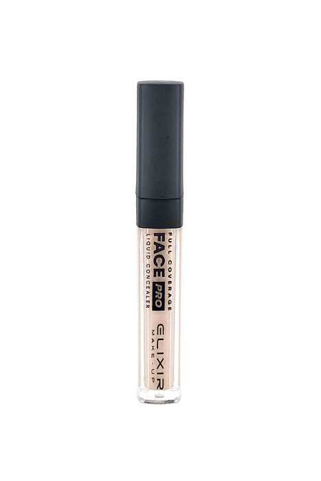 Elixir Concealer Liquid Long Lasting # 143 Vanilla 7ml
