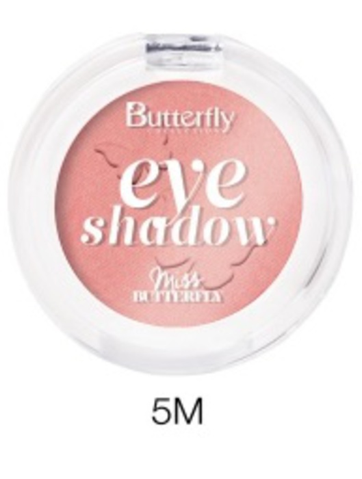 Butterfly Eyeshadow Naked Matte # 5M