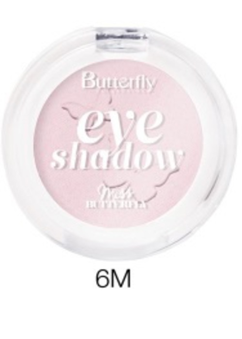 Butterfly Eyeshadow Naked Matte # 6M