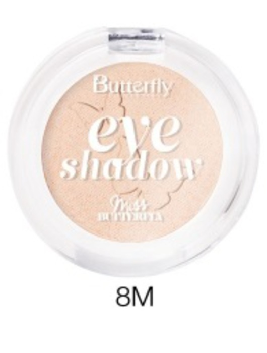 Butterfly Eyeshadow Naked Matte # 8M