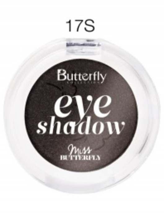 Butterfly Eyeshadow Nude Shine # 17S