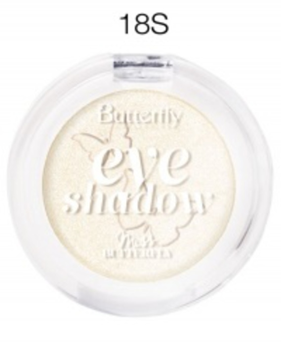 Butterfly Eyeshadow Nude Shine # 18S