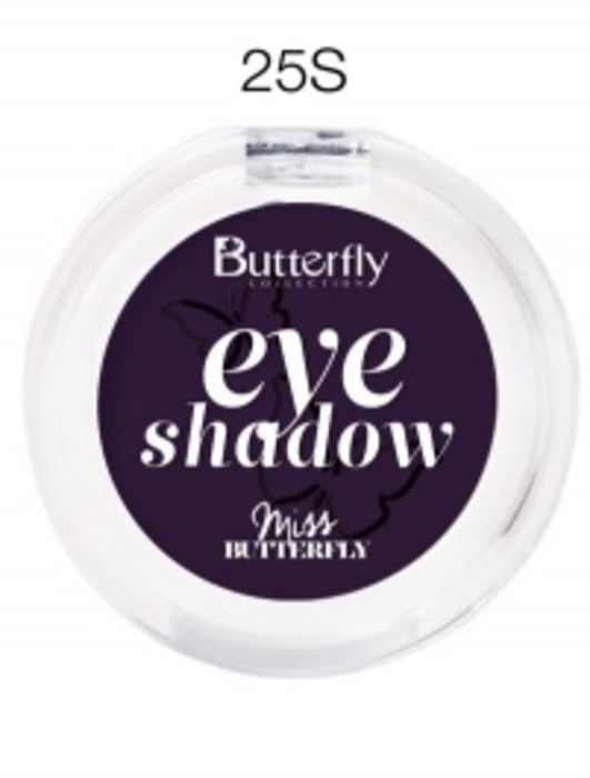 Butterfly Eyeshadow Smoky Eye Shine # 25S