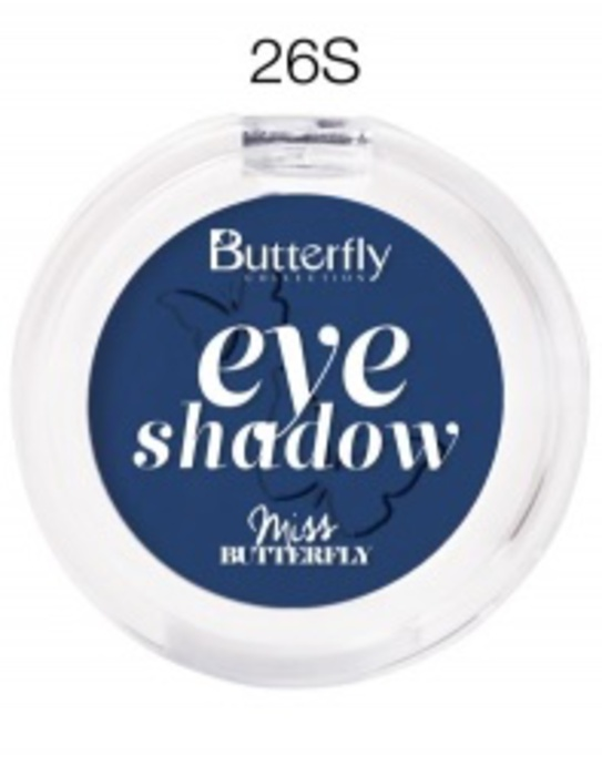 Butterfly Eyeshadow Smoky Eye Shine # 26S