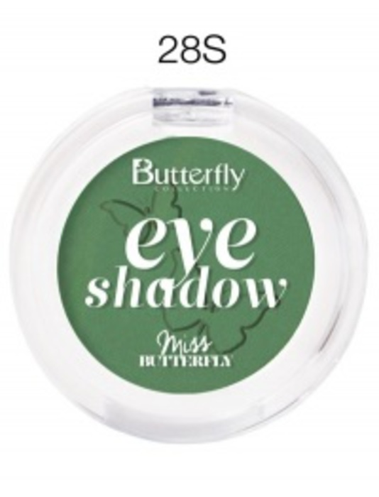 Butterfly Eyeshadow Smoky Eye Shine # 28S