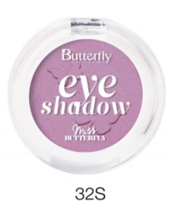 Butterfly Eyeshadow Smoky Eye Shine # 32S