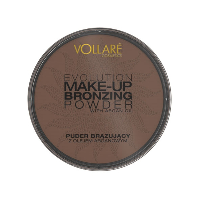 Vollare Evolution Make-up Bronzing Powder With Argan Oil