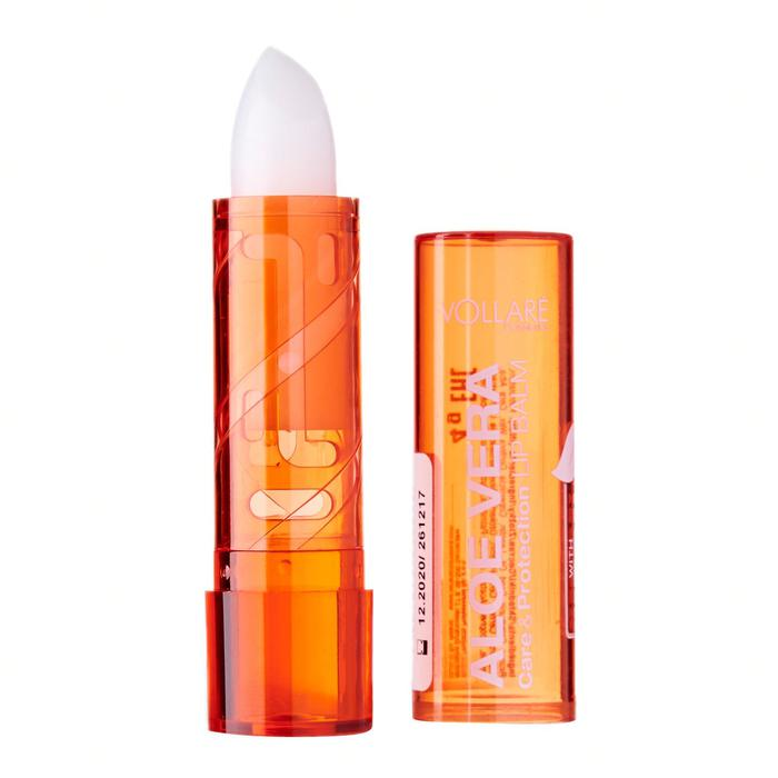 Vollare Aloe Vera Lip Balm #  Strawberry