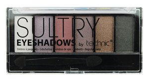 Technic Sultry Eyeshadows   6'S # Mulberry