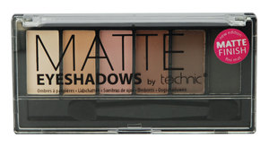 Technic Eyeshadow 6'S # Matte Nudes