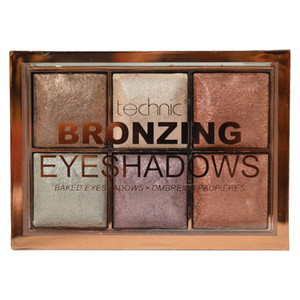 Technic Bronzing Baked Eyeshadows # Bronze