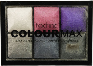 Technic Colour Max Baked Eyeshadows # Rock Chick