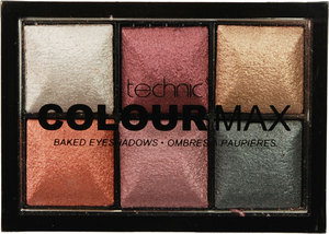 Technic Colour Max Baked Eyeshadows # Treasure Chest