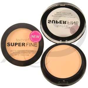 Technic Superfine Matte Pressed Powder # Ochre