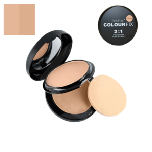 Technic Colour Fix 2 in 1 Pressed Powder & Cream Foundation # Biscuit