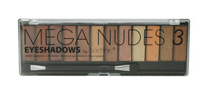 Technic Mega Nudes 3 Eyeshadows