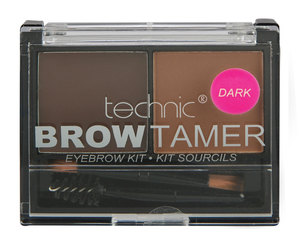 Technic Brow Tamer Eyebrow Kit # Dark