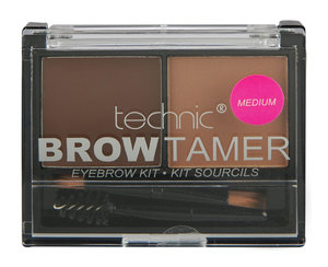 Technic Brow Tamer Eyebrow Kit # Medium