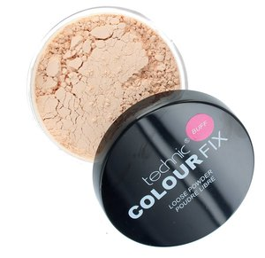 Technic Colour Fix Loose Powder # Buff
