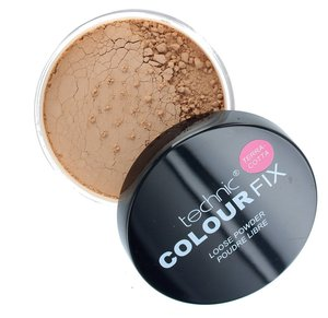 Technic Colour Fix Loose Powder # Terra Cotta