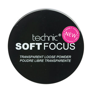 Technic Soft Focus Transparent Loose Powder