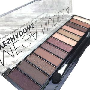 Technic Mega Nudes 4 Eyeshadows