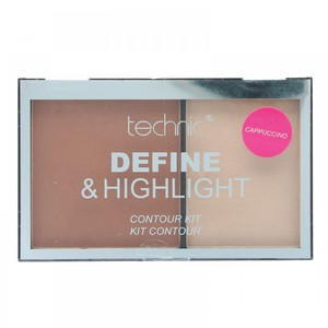 Technic Define & Highlight Contour Kit  # Cuppuccino