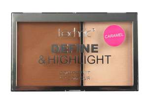 Technic Define & Highlight Contour Kit  # Caramel