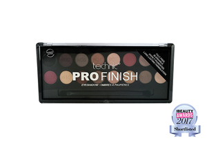 Technic Pro Finish Eyeshadow # Raspberry Edition